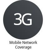 3G Network Coverage